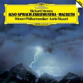 ロリン・マゼール - R.シュトラウス:交響詩《ツァラトゥストラはかく語りき》、交響詩《マクベス》