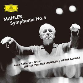 ピエール・ブーレーズ - マーラー:交響曲第3番