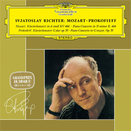 スヴャトスラフ・リヒテル - モーツァルト:ピアノ協奏曲第20番/プロコフィエフ:ピアノ協奏曲第5番