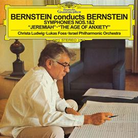 レナード・バーンスタイン - バーンスタイン:交響曲第1番《エレミア》、第2番《不安の時代》
