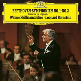 レナード・バーンスタイン - ベートーヴェン:交響曲第1番・第2番、《エグモント》序曲