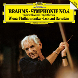 レナード・バーンスタイン - ブラームス:交響曲第4番、悲劇的序曲