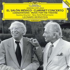 レナード・バーンスタイン - コープランド:エル・サロン・メヒコ、クラリネット協奏曲、他