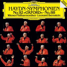 レナード・バーンスタイン - ハイドン:交響曲第88番《V字》・第92番《オックスフォード》