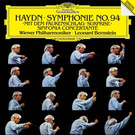 レナード・バーンスタイン - ハイドン:交響曲第94番《驚愕》、協奏交響曲
