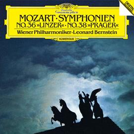 レナード・バーンスタイン - モーツァルト:交響曲第36番《リンツ》・第38番《プラハ》