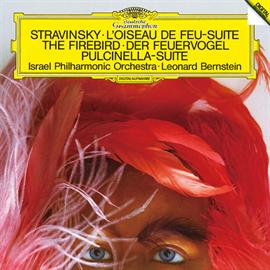 レナード・バーンスタイン - ストラヴィンスキー:バレエ《火の鳥》組曲、バレエ《プルチネルラ》組曲