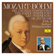 カール・ベーム - モーツァルト:初期交響曲集 Vol.4