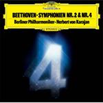 ヘルベルト・フォン・カラヤン - ベートーヴェン:交響曲 第2番・第4番