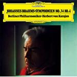 ヘルベルト・フォン・カラヤン - ブラームス:交響曲 第3番・第4番