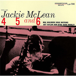 ジャッキー・マクリーン - 4、5&6