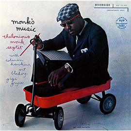 セロニアス・モンク - モンクス・ミュージック+2