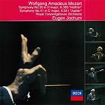 モーツァルト:交響曲《ハフナー》《ジュピター》