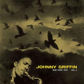 ジョニー・グリフィン - ア・ブローイング・セッション
