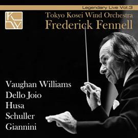 フレデリック・フェネル - プラハ1968年のための音楽~フェネル&TKWOレジェンダリー・ライヴVOL.3