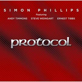 サイモン・フィリップス - プロトコルIII