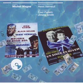 ミシェル・マーニュ - 『地下室のメロディー』/『冬の猿』オリジナル・サウンドトラック