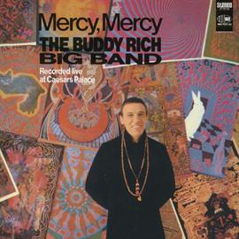 バディ・リッチ - マーシー、マーシー~ライヴ・アット・シーザス・パレス 1968