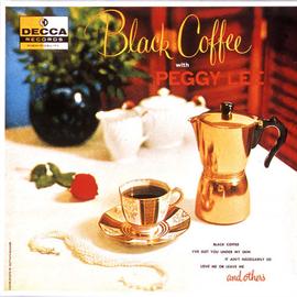 ペギー・リー - ブラック・コーヒー