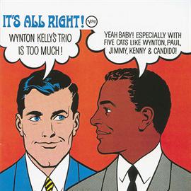 ウィントン・ケリー - イッツ・オール・ライト+1