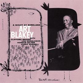 アート・ブレイキー - バードランドの夜Vol.1