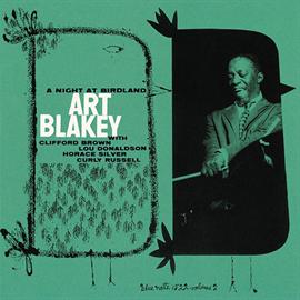 アート・ブレイキー - バードランドの夜Vol.2