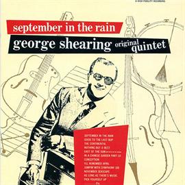 ジョージ・シアリング - 九月の雨