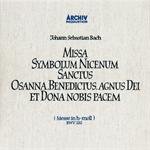 J.S.バッハ:ミサ曲ロ短調 BWV232