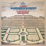 J.S.バッハ:ブランデンブルク協奏曲第4番~第6番 BWV1049-1051