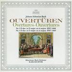 J.S.バッハ:管弦楽組曲第3番・第4番 BWV1068-1069