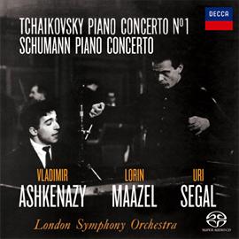 ヴラディーミル・アシュケナージ - チャイコフスキー:ピアノ協奏曲第1番、他
