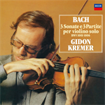 J.S.バッハ:無伴奏ヴァイオリンのためのソナタとパルティータ 全曲