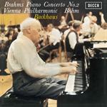 ヴィルヘルム・バックハウス - ブラームス:ピアノ協奏曲第2番