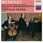 ムスティスラフ・ロストロポーヴィチ - ベートーヴェン:チェロ・ソナタ全集