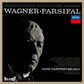 ハンス・クナッパーツブッシュ - ワーグナー:舞台神聖祝典劇《パルジファル》