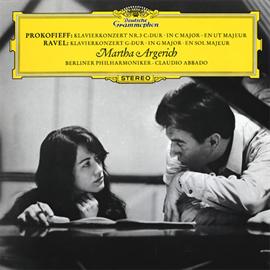 マルタ・アルゲリッチ - プロコフィエフ:ピアノ協奏曲第3番/ラヴェル:ピアノ協奏曲