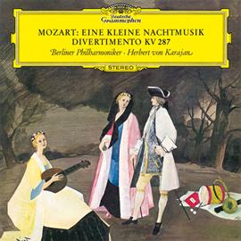 ヘルベルト・フォン・カラヤン - モーツァルト:セレナード第13番 《アイネ・クライネ・ナハトムジーク》 他