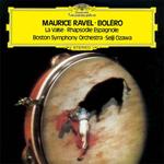 小澤征爾 - ラヴェル:ボレロ、スペイン狂詩曲、ラ・ヴァルス