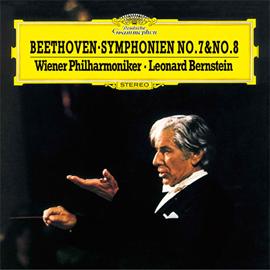 レナード・バーンスタイン - ベートーヴェン:交響曲第7番&第8番