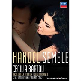 チェチーリア・バルトリ - ヘンデル:歌劇《セメレ》