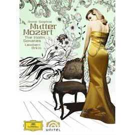 アンネ=ゾフィー・ムター - モーツァルト:ヴァイオリン・ソナタ集