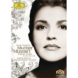 アンネ=ゾフィー・ムター - モーツァルト:ピアノ三重奏曲集