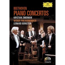 クリスティアン・ツィマーマン - ベートーヴェン:ピアノ協奏曲全集