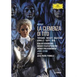 ジェイムズ・レヴァイン - モーツァルト:歌劇《皇帝ティートの慈悲》