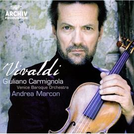 ジュリアーノ・カルミニョーラ - ヴィヴァルディ:協奏曲集