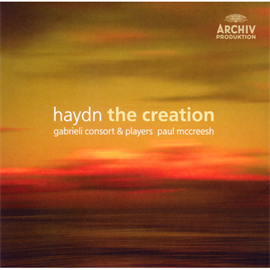 ポール・マクリーシュ - ハイドン:オラトリオ《天地創造》