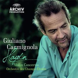 ジュリアーノ・カルミニョーラ - ハイドン:ヴァイオリン協奏曲