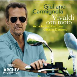 ジュリアーノ・カルミニョーラ - ヴィヴァルディ・コン・モート