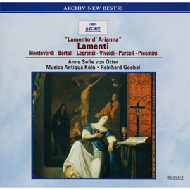 アンネ・ソフィー・フォン・オッター - アリアンナの嘆き-ルネサンスとバロックの哀歌集