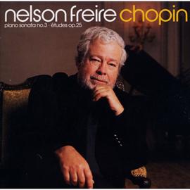 ネルソン・フレイレ - ショパン:ピアノ作品集